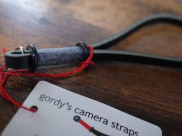 gordy's(ゴーディーズ) レザーリストストラップをX100Fにつけてみた