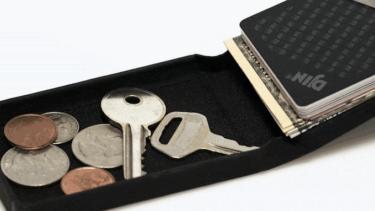 Kickstarterで話題のギミック満載なミニマル財布「DJIN: The Wallet」に思わず出資した