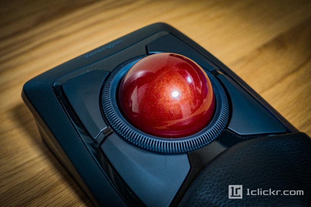 Kensington ExpertMouseワイヤレストラックボール K72359JPとMacBook Proの相性