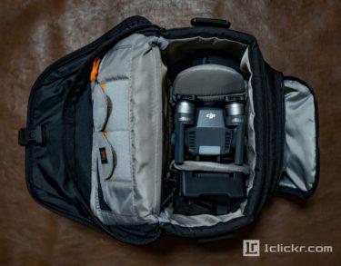 Mavic Pro一式の運搬に最適なカメラバッグ「Lowepro ショルダーバッグ ノバ 170AW 5.1L」