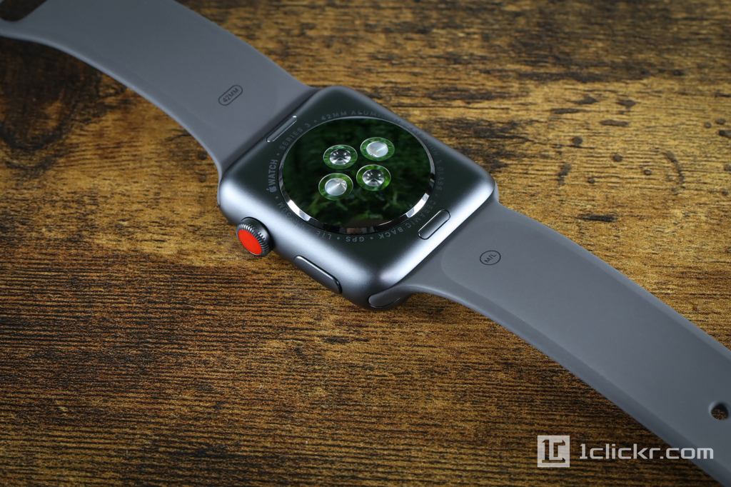 Apple Watch Series 3 GPS + セルラーモデル【レビュー】Series2との比較