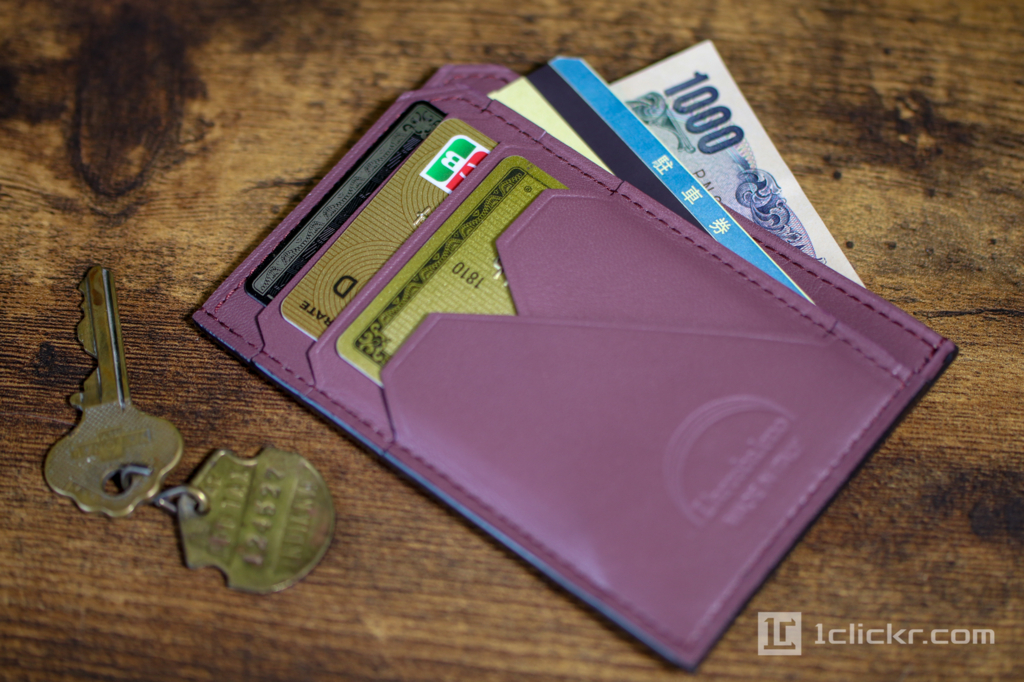 ラルコバレーノ スマートミニウォレット|メインでも使える極上のミニ財布【レビュー】