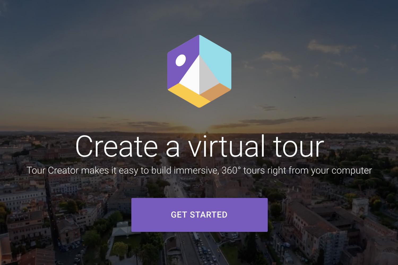 GoogleのVRツアー作成サイト「Tour Creator」の使い方