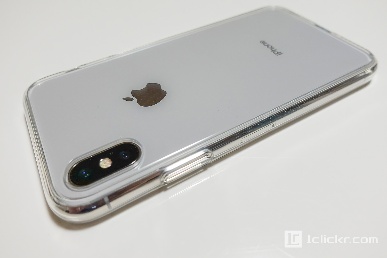 背面強化ガラスの「Humixx iPhone Xケース」【レビュー】