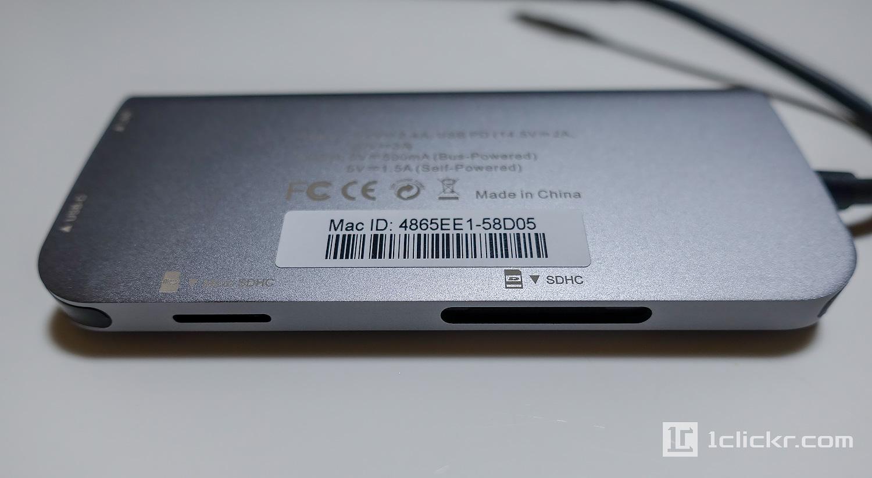 microSD、SDカード