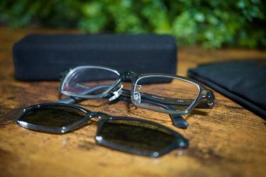JINS Switch|メガネにカチャッと被せるだけで度入りサングラスになる「ジンズスイッチ」レビュー