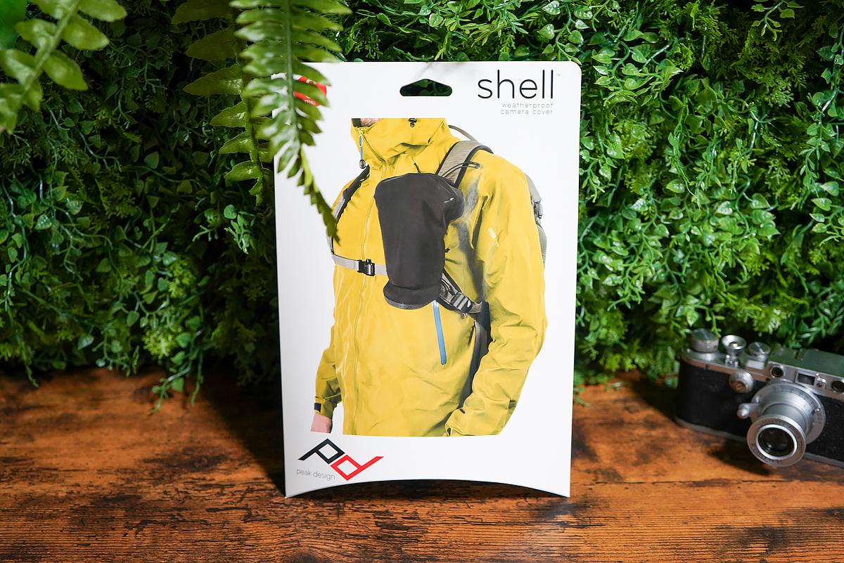 peak design SHELL パッケージ