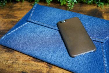 まんま履き込んだデニムのこなれ感。Incase 15インチEnvelope Sleeve in Denim for MacBook Pro レビュー