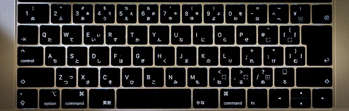 Mac JISキーボード
