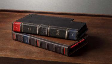 BookBook for iPhone X/Xs レビュー|エイジングが楽しめる洋書のようなiPhoneケース