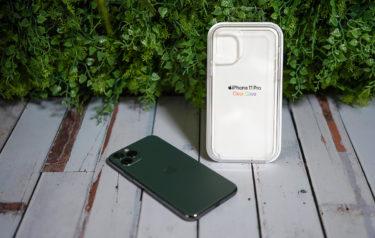 iPhone 11 Pro クリアケース レビュー|Apple純正初のクリアケースはなぜこんなにも「心地いい」のか