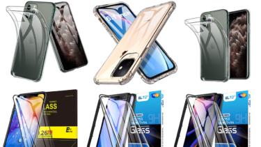 iPhone 11ケースと液晶保護ガラスまとめ【とりあえず保護できる】1000円以内ですぐ届くやつ10個