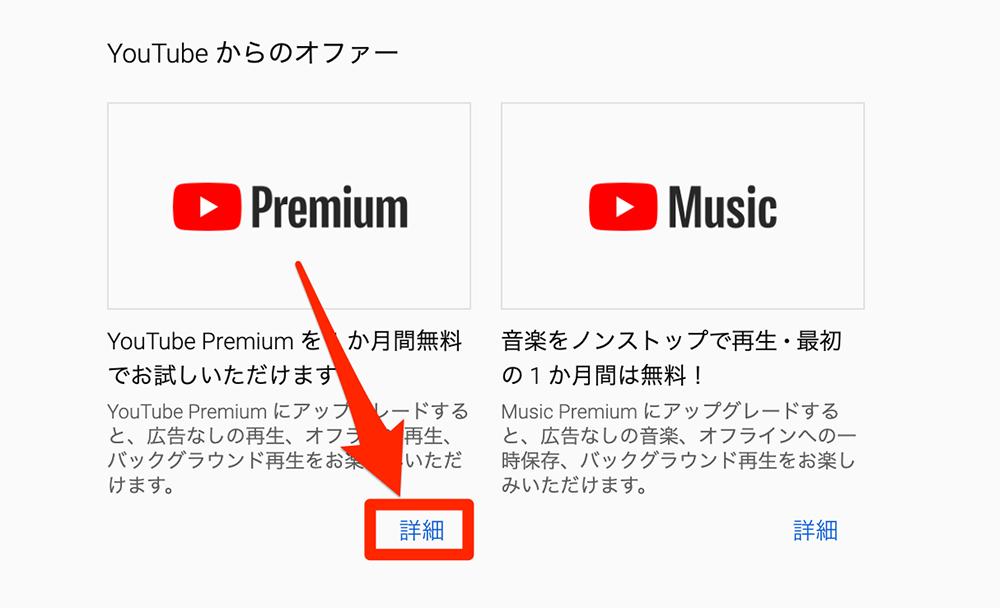 Youtube Premium(PC)